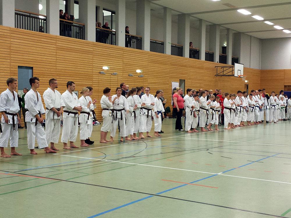 Teilnehmer Berliner Bär Cup | 2014