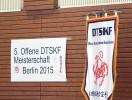 DTSKF-Cup 2015