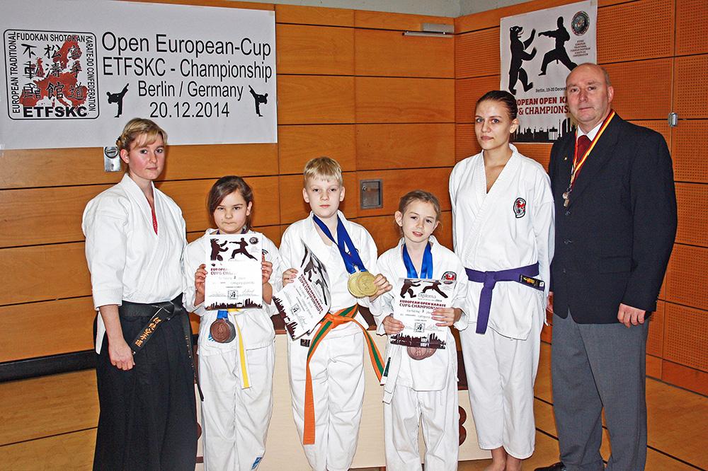 Medaillengewinner Europameisterschaften 2014