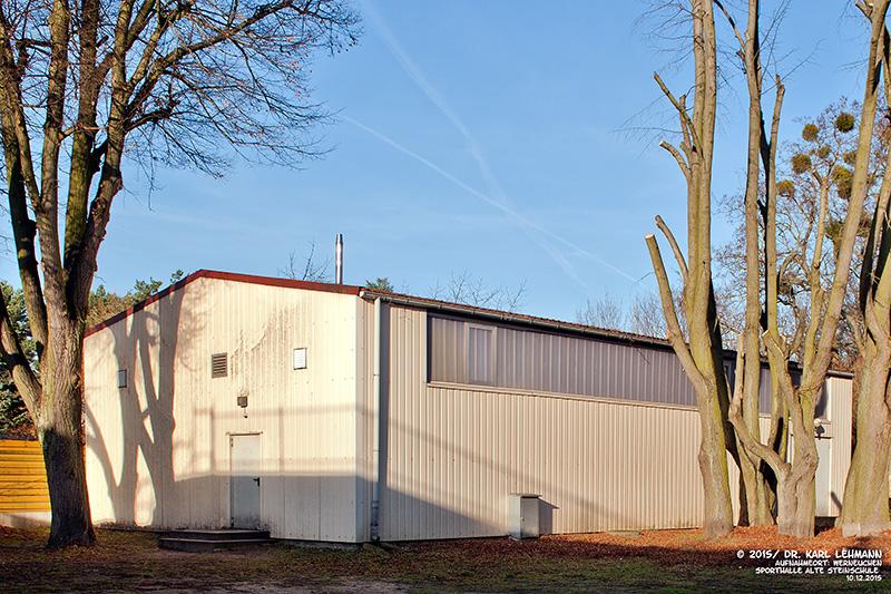 Turnhalle Alte Steinschule