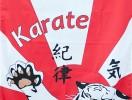 Fahne Karate SV Rot-Weiß Werneuchen