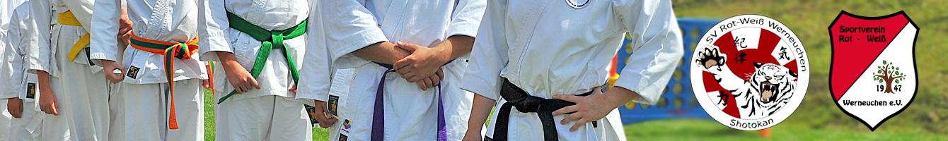 Karate – SV Rot-Weiß Werneuchen e.V.